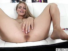 Cayenne Klein with phat butt wants this tugjob session to last forever