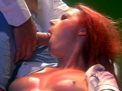 Delicious Alexandra Gets Fucked Doggystyle And Has An Orgasm