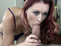 Watch this hardcore scene where the horny Karlie Montana is fucked by a thick cock as you hear her moan like never before.