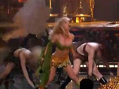 Britney Spears Hot Slave