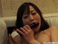 Take a look at this passionate hardcore scene where the beautiful Asian babe Yuu Kawakami ends up with a mouthful of cum after being fucked by her husband.