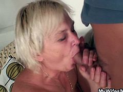 after a few drinks her mom wanted to fuck