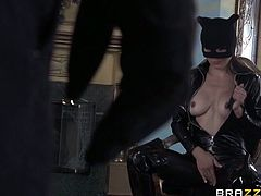 Brazzers Network brings you a hell of a free porn video where you can see how the busty brunette Cytherea gets fucked by Johnny Sins into a breathtaking orgasm.