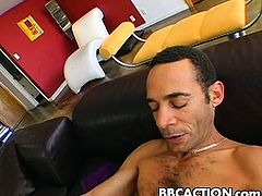 Gianna Michaels rides the BBC