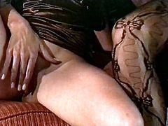 Seductive brunette pornstar Asia Carerra hops on meaty dick reverse. Then she gets her hairy pussy slammed hard doggy style and missionary one.