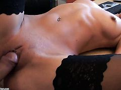 Shalina Divine is curious about hard fucking