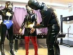 Stunning bondman dolls has the Dirty treatment