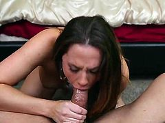 Dirty mouth-fuck all over the Sleaze doll Chanel PReston