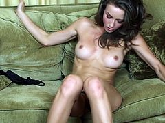 Sweet Malena Morgan Touches Herself Till She Has An Orgasm