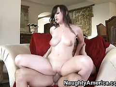 Jennifer White and Billy Glide enjoy fuck session they will never forget