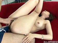 Have a look at this hardcore scene and take a look at Asami Ogawa's amazing ass before she's fingered and fucked by her lover.