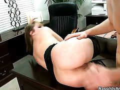 Bailey Blue makes her sex dreams a come true with hard dicked guy Danny Wylde