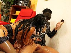Nothing beats a dirty porn play with two horny lesbos in heats masturbating like crazy