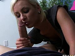 Scott Nails explores the depth of fascinating Lexi Swallows throat with his fuck stick