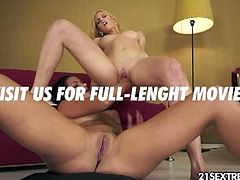 Horny Mira Sunset and her besti Cirpiana are always ready for some amazing fisting action. Watch as she totally destroys her pussy to make her scream so loud.