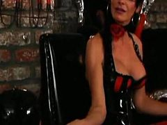 Mix of dame domination videos from Kinky Carmen