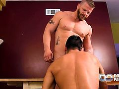 Dominic Fucked By A Married Man