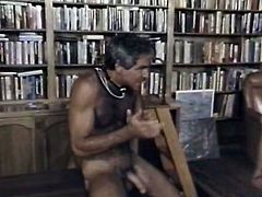 Feverish dawg rushed in to library and gave his torrid ex girlie with big tits awesome missionary and doggy styles fuck. Watcht hat steamy sex in The Classic Porn sex clip!