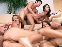 Marco Banderas bangs gorgeous Lizz Taylers mouth just like mad before she gets assfucked