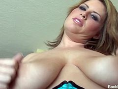 Boob Banger brings you a hell of a free porn video where you can see how the busty brunette Lisa Sparxxx enjoys a big black cock while assuming very hot poses.