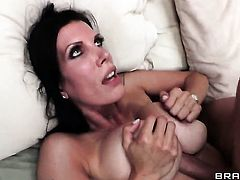 Mick Blue has unthinkable anal sex with Shay Sights before she gives blowjob