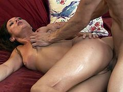 There's nothing to compare with steamy milf, Michelle Lay, when having her wet fanny seriously nailed in hardcore