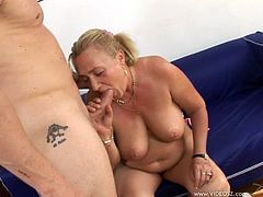 Magnificent Sharon Lane Goes Hardcore With A Steamy Guy