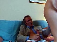 Make sure you check out this hot scene where these horny ladies are nailed by two guys in a foursome that'll make you pop a boner and even bust a nut.