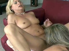 Kristal Summers and her gorgeous friend have the time of their lives as they toy their hot pussies and lick their perfect little assholes.