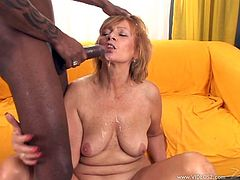 Voracious experienced harlot rides BBC in a reverse cowgirl pose and gets fucked mish while sucking other dudes' dicks. Then she gets doggyfucked and men cum on her face.