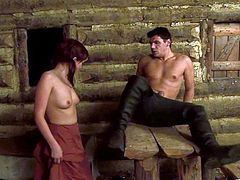 Make sure you have a look at this hardcore scene where the horny redhead Katka Redil is fucked up her tight asshole by a thick cock.
