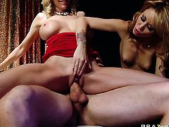 Emma Starr  Monique Alexander with tiny tities loves getting her mouth banged by Jordan Ash