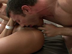 Amazing sex with the smoking hot Francesca Le