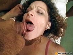 In women anal dick passionate guy