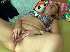 Large old Granma and funtime