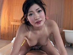 Karin Kusunoki & Seira Takagi give Massage - Part 1