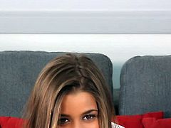 Casting Couch X brings you a hell of a free porn video where you can see how the gorgeous brunette Teddi Rae gets banged hard and deep into a massively intense orgasm.