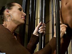 Blonde Mandy Bright with huge boobs spends time doing it with Sweet Claudia