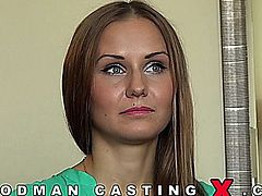 SABRINA MOOR is an attractive young lady who fucked up her ass.