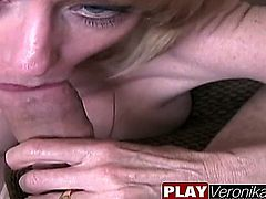 Housewives unleashed 37 Melanie Skyy; Blonde, Facials, Matures, One on One, POV