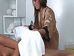 Massage lez specialist erotic massage in this hd video