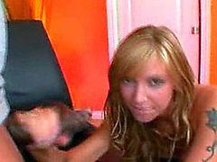 Brooke Banner Blows a BBC