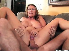 Devon Lee is full of passion to be anally fucked