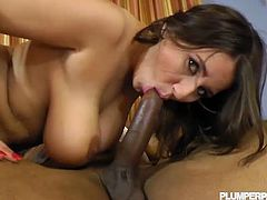 Plumper Pass brings you a hell of a free porn video where you can see how the busty and chubby brunette Lexxxi Lockhart gets banged hard and deep into a massively intense orgasm.