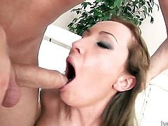 Timo Hardy is one hard-dicked guy who loves oral sex with after bum fucking