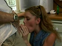 PlayBoy brings you a hell of a free porn video where you can see how these amateur sluts enjoy black and white rods of meat while assuming some very naughty poses.