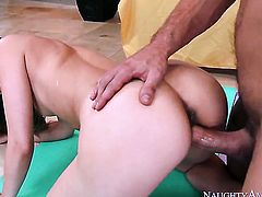 Johnny Castle has unthinkable sex with Ultra sexy asian sex kitten
