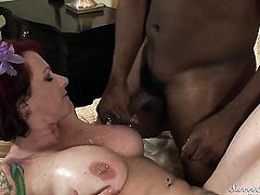 Michelle Lay wants sex with Nick Manning really badly