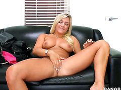 Cameron Dee satisfies dudes sexual needs and then gets drenched in cum