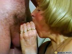 Woman with piercing on her pussy fuck with a guy